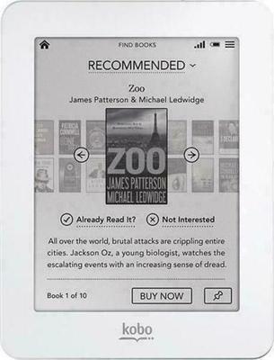 Kobo Mini Ebook Reader