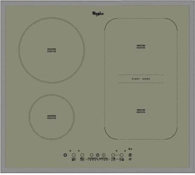 Whirlpool ACM 808/BA/S cooktop