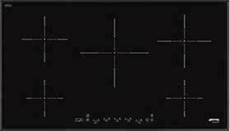 Smeg SI5952B Cooktop