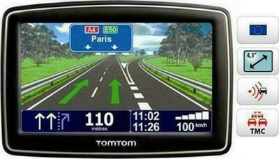 TomTom XL Live IQ Routes