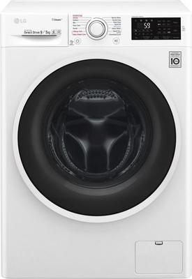 LG F4J6VG0W Washer Dryer
