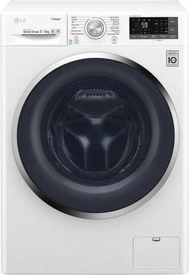 LG F2J7HG2W Washer Dryer