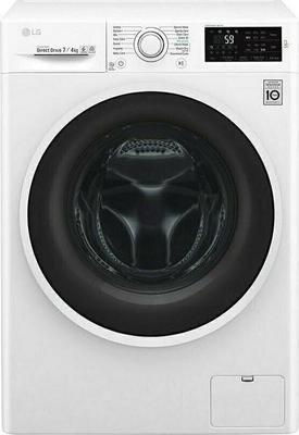 LG F2J6HM0W Washer Dryer