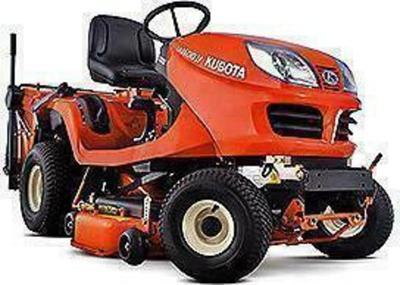 Kubota GR1600-II Ride-on Lawn Mower