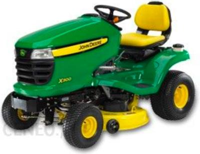 John Deere X300 Ride-on Lawn Mower