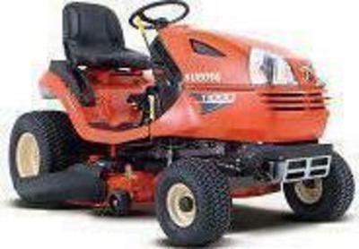 Kubota T1880 Ride-on Lawn Mower