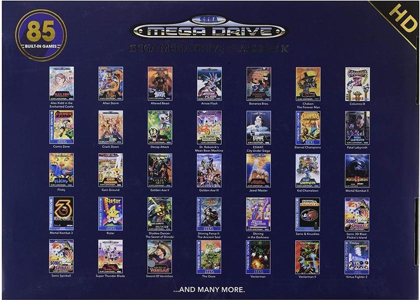 AtGames Sega Mega Drive Flashback