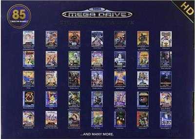 AtGames Sega Mega Drive Flashback Game Console