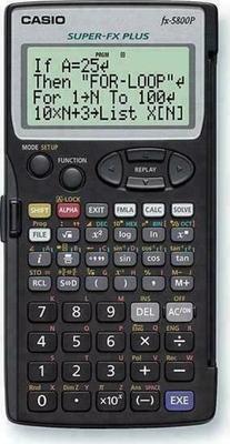 Casio FX-5800P Calculator