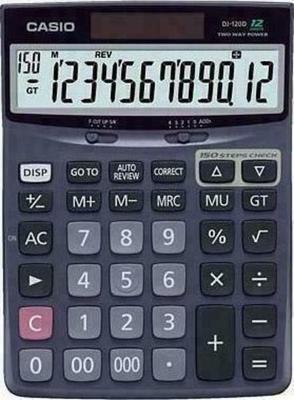 Casio DJ-120D Calculator