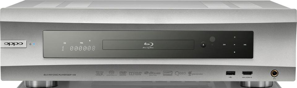 Oppo BDP-105 front