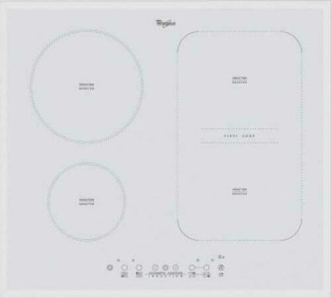 Whirlpool ACM 808/BA/WH Cooktop