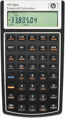 HP 10bII Calculator