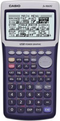 Casio FX-9860G Calculator