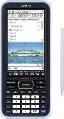 Casio ClassPad FX-CP400 Calculator