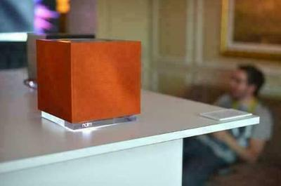 Naim Mu-so Qb wireless speaker