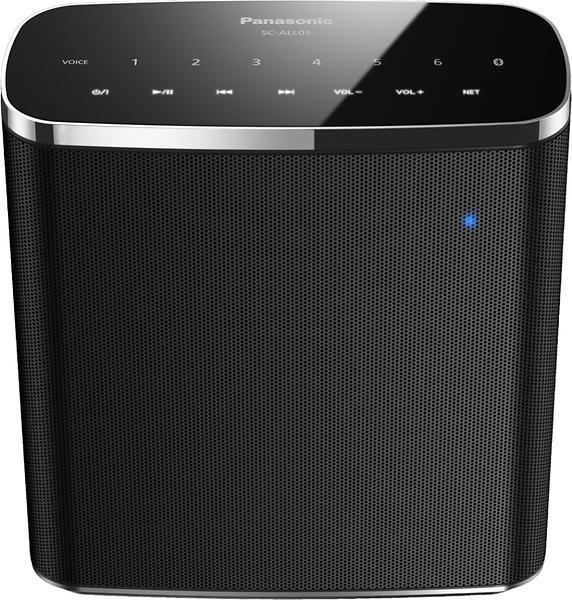 Panasonic SC-ALL05 wireless speaker