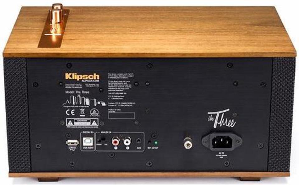 Klipsch The Three wireless speaker