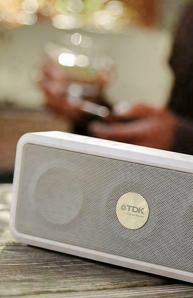 TDK A33 wireless speaker