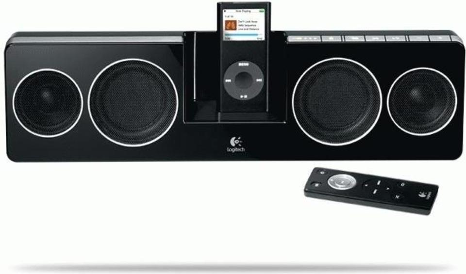 Logitech Pure-Fi Anywhere 2 wireless speaker