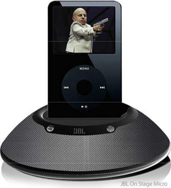 JBL On Stage Micro wireless speaker