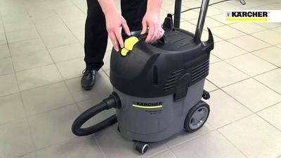Kärcher NT 35/1 Tact Te H Vacuum Cleaner