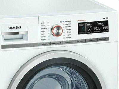 Siemens WM14W5FCB Washer