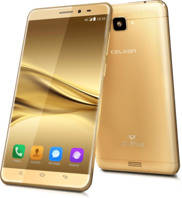 Celkon Diamond 4G Plus Mobile Phone