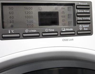 Panasonic NA-168VG4 Washer