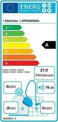 Electrolux EPF6ANIMAL Vacuum Cleaner