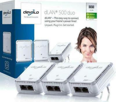 Devolo dLAN 500 duo Network Kit (9121)