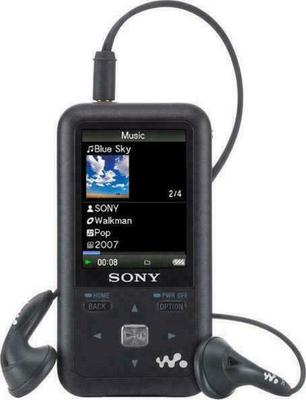 Sony Walkman NWZ-S618F 8GB