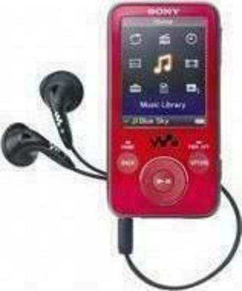 Sony Walkman NWZ-E436 4GB Odtwarzacz MP3