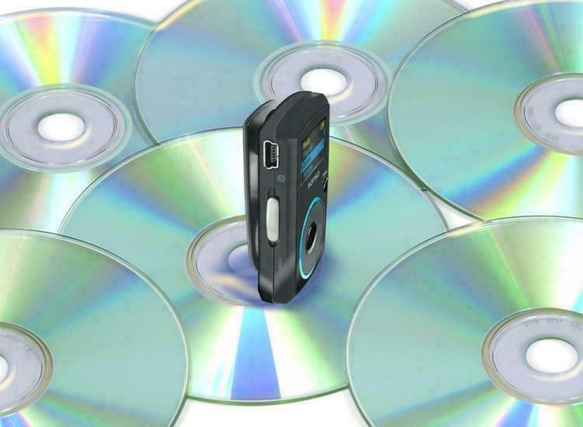 SanDisk Sansa Clip FM 8GB Odtwarzacz MP3