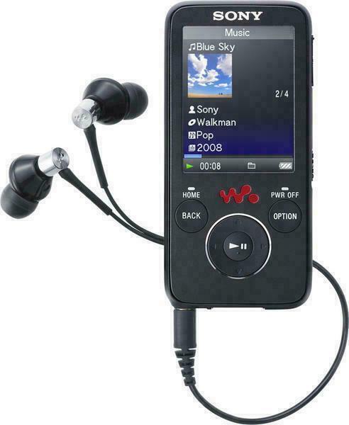 Sony Walkman NWZ-S639F 16GB Odtwarzacz MP3