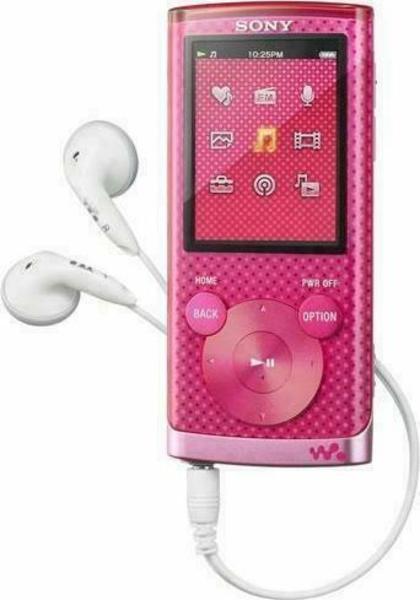 Sony Walkman NWZ-E453 4GB Odtwarzacz MP3