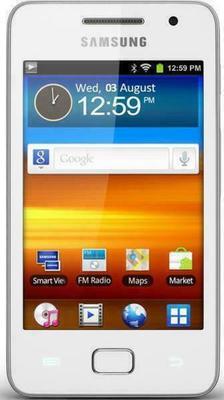 Samsung Galaxy S WiFi 3.6 YP-GS1 8GB Odtwarzacz MP3