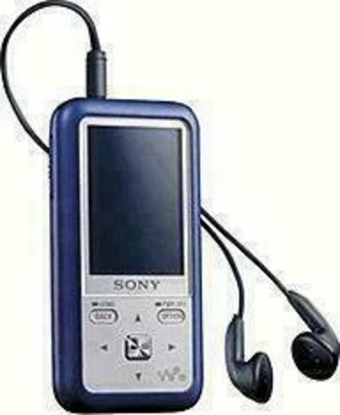 Sony Walkman NWZ-S515 2GB Odtwarzacz MP3