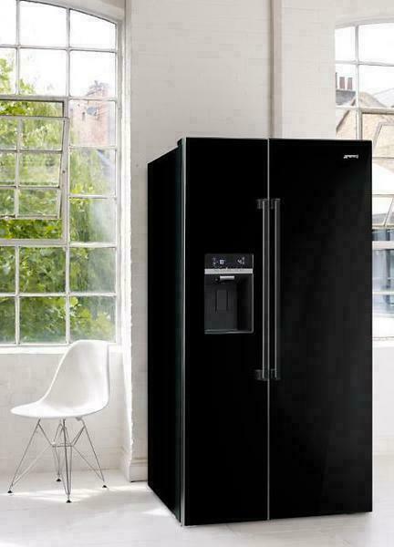 Smeg SBS63NED Refrigerator