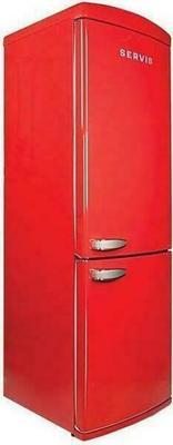 Servis C90185RETROR Kühlschrank