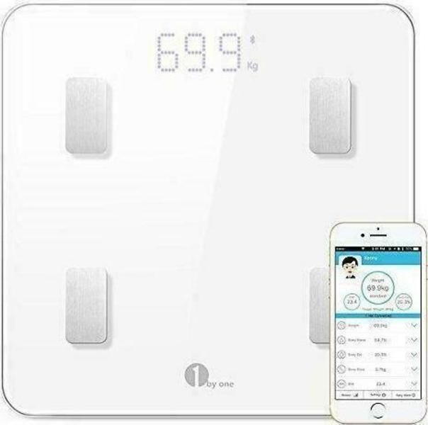 1byone 700-0006 Bathroom Scale