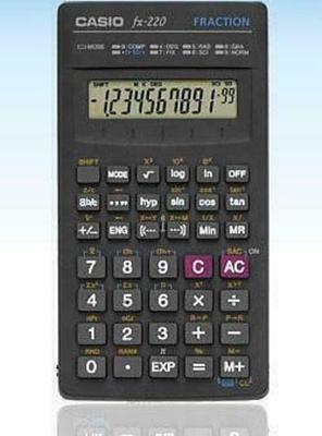 Casio FX-220 Taschenrechner