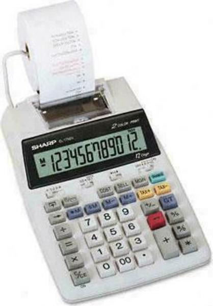 Sharp EL-1750V Kalkulator