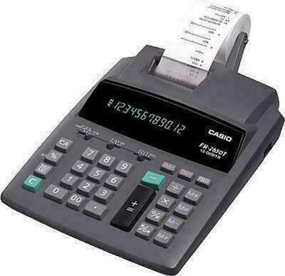Casio FR-2650T Calculator