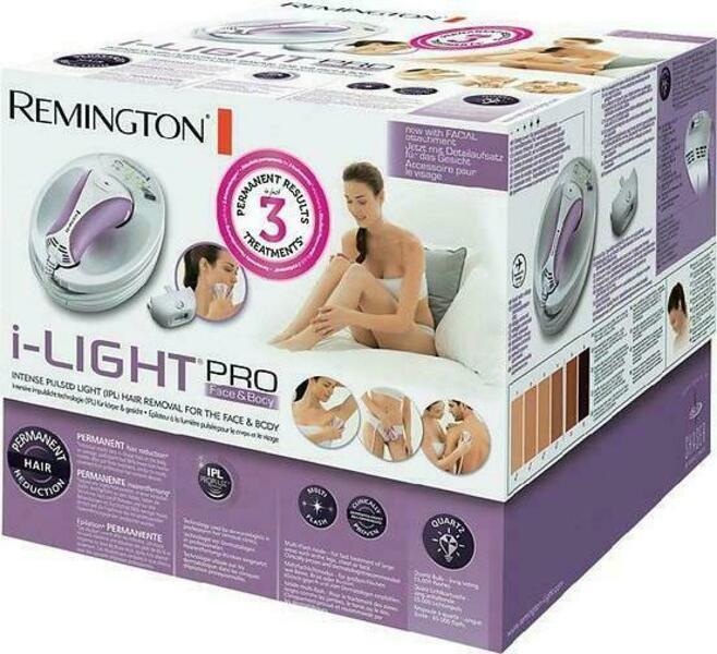 Remington i-Light Pro IPL6000F Depilator IPL