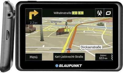 Blaupunkt TravelPilot 55 Active GPS Navigation