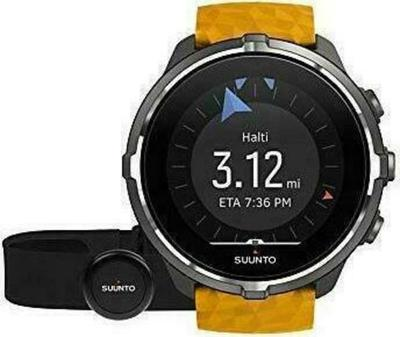 Suunto Spartan Sport Wrist HR Baro Amber with Belt Fitness Watch