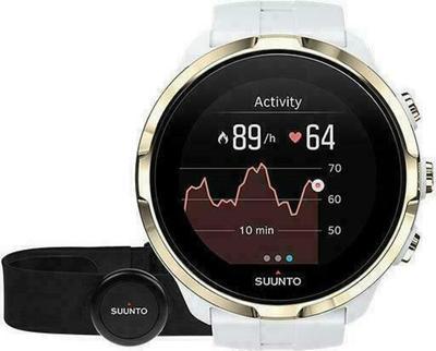 Suunto Spartan Sport Wrist HR Gold with Belt Fitness Watch