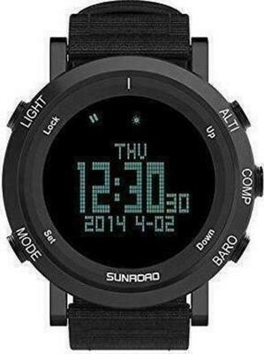 Sunroad FR851B Zegarek fitness