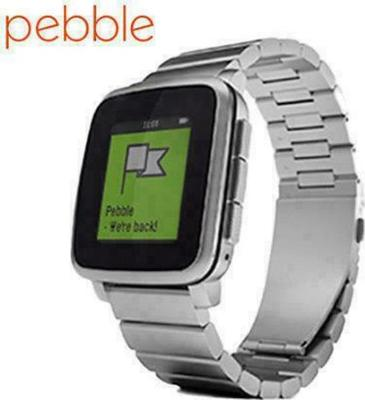 Pebble Time Steel Metal
